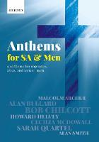 Anthems for SA and Men (Sheet music)