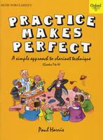 Practice Makes Perfect: Clarinet (Paperback)