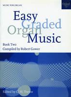 Easy Graded Organ Music Book 2 (Sheet music)