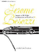 Sonata in B flat major (Sheet music)