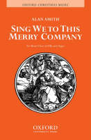 Sing we to this merry company (Sheet music)