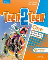 Teen2Teen: One: Student Book & Workbook Pack - Teen2Teen