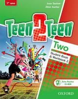 Teen2Teen: Two: Student Book & Workbook Pack - Teen2Teen