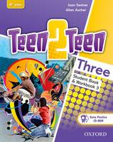 Teen2Teen: Three: Student Book & Workbook Pack - Teen2Teen