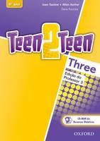 Teen2teen 3 Teachers Pack Portuguese