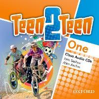 Teen2Teen: One: Class Audio CDs - Teen2Teen (CD-Audio)