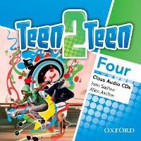 Teen2Teen: Four: Class Audio CDs - Teen2Teen (CD-Audio)