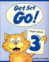 Get Set - Go!: 3: Pupil's Book - Get Set - Go! (Paperback)