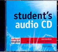 Natural English Intermediate Student's Audio CD - Natural English (CD-Audio)