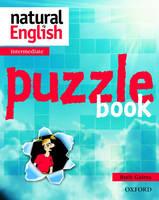 Natural English: Intermediate: Puzzle Book (Paperback)