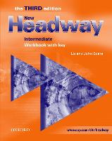 New Headway: Intermediate Third Edition: Workbook (without Key) - New Headway (Paperback)
