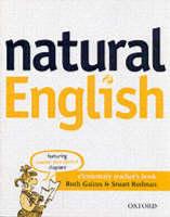 Natural English Elementary: Teacher's Book: Teacher's Book Elementary level (Paperback)