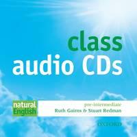 Natural English: Class Audio CDs Pre-intermediate level (CD-Audio)