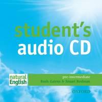 Natural English: Student's Audio CD Pre-intermediate level (CD-Audio)
