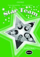 Star Team Starter: Teacher's Book (Paperback)