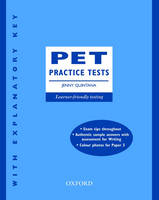 PET Practice Tests, New Edition: With Key - PET Practice Tests, New Edition (Paperback)