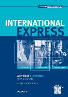 International Express: Elementary: Workbook + Student CD - International Express