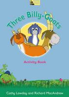 Fairy Tales: Three Billy-Goats Activity Book - Fairy Tales (Paperback)