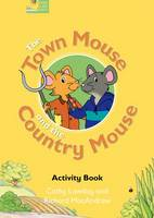 Fairy Tales: The Town Mouse and the Country Mouse Activity Book: Fairy Tales: The Town Mouse and the Country Mouse Activity Book Activity Book - Fairy Tales (Paperback)