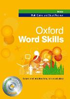 Oxford Word Skills: Basic: Student's Pack (Book and CD-ROM) - Oxford Word Skills