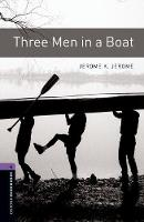 Oxford Bookworms Library: Level 4:: Three Men in a Boat Audio Pack - Oxford Bookworms Library