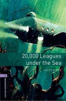 Oxford Bookworms Library: Level 4:: 20,000 Leagues Under The Sea Audio Pack - Oxford Bookworms Library