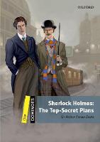 Dominoes: One: Sherlock Holmes: The Top-Secret Plans Audio Pack - Dominoes