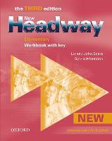 New Headway: Elementary Third Edition: Workbook (With Key) - Headway ELT (Paperback)