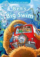 Oxford Read and Imagine: Level 1:: Ben's Big Swim audio CD pack - Oxford Read and Imagine (Paperback)