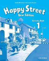 Happy Street: 1: Activity Book