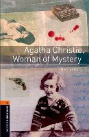 Oxford Bookworms Library: Level 2:: Agatha Christie, Woman of Mystery - Oxford Bookworms ELT (Paperback)