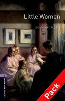 Oxford Bookworms Library: Level 4: Little Women: Oxford Bookworms Library: Level 4:: Little Women audio CD pack 1400 Headwords - Oxford Bookworms ELT