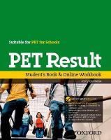 PET Result:: Student's Book & Online Workbook - PET Result: