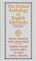 The Oxford Anthology of English Literature: Volume 1 (Paperback)
