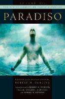 The Divine Comedy of Dante Alighieri: Volume 3: Paradiso (Paperback)