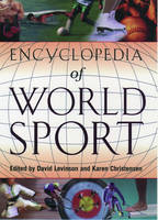 The Encyclopaedia of World Sport (Paperback)