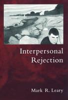 Interpersonal Rejection (Hardback)