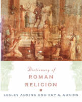 Dictionary of Roman Religion (Paperback)