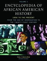 Encyclopedia of African American History: 5-Volume Set - Encyclopedia of African American History (Hardback)
