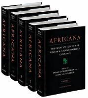 Africana: 5-Volume Set - Africana (Hardback)