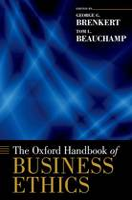 The Oxford Handbook of Business Ethics - Oxford Handbooks (Hardback)