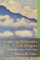 Exploring Philosophy of Religion: An Introductory Anthology (Paperback)