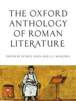 The Oxford Anthology of Roman Literature (Paperback)