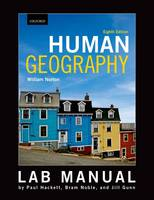 Lab Manual to Accompany William Norton's Human Geography (Paperback)