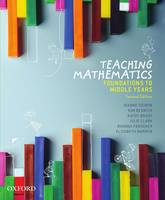 Teaching Mathematics: Foundations to Middle Years (Paperback)