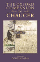 The Oxford Companion to Chaucer - Oxford Companions (Hardback)