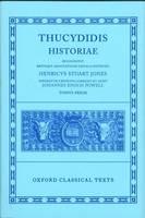 Thucydides Historiae Vol. I: Books I-IV - Oxford Classical Texts (Hardback)