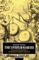 Time's Purpled Masquers: Stars and the Afterlife in Renaissance English Literature (Hardback)