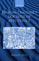 Thomas Cranmer's Doctrine of Repentance