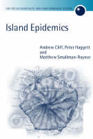 Island Epidemics - Oxford Geographical and Environmental Studies Series (Hardback)